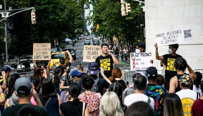 Asian American Activists Call for Unity and Justice Beyond 2020