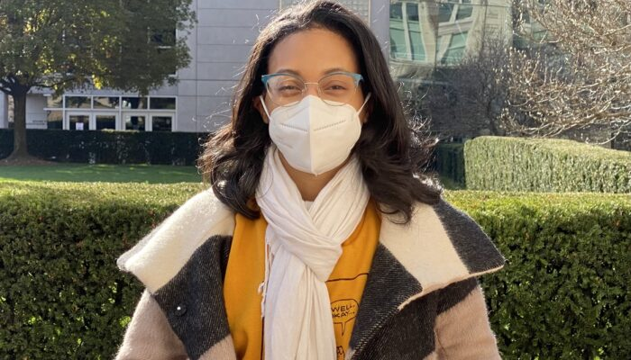 In a Pandemic, Out-of-Work Actor Struggles but Remembers her Love for Theater